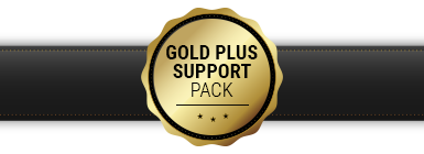 GOLD PLUS SUPPORT PACK